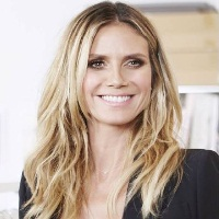 L'actrice et top model Heidi Klum collabore avec Lidl