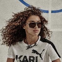 Puma : Karl Lagerfeld, le createur a imagine une collection
