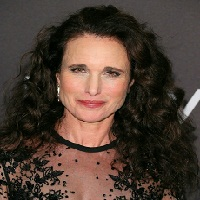 Andie MacDowell au casting de 'Let's Spend The Night Together'