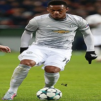 Anthony Martial plait à l'Inter